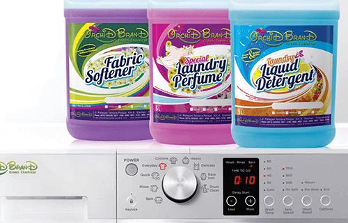 Deterjen Laundry Terbaik  | Sabun Cuci Baju Ramah Lingkungan