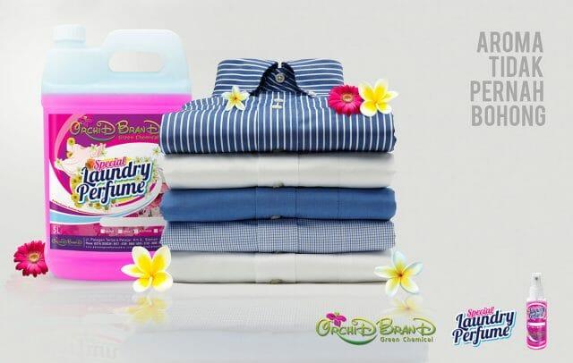 pafum laundry yang paling wangi