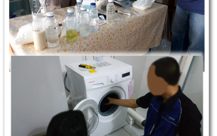 Pelatihan Usaha Laundry, Cara Menjalin Relasi Semakin Wangi