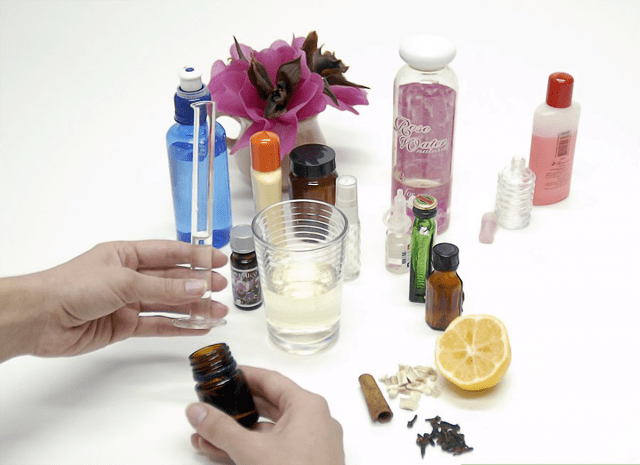 cara membuat pewangi laundry ala orchid