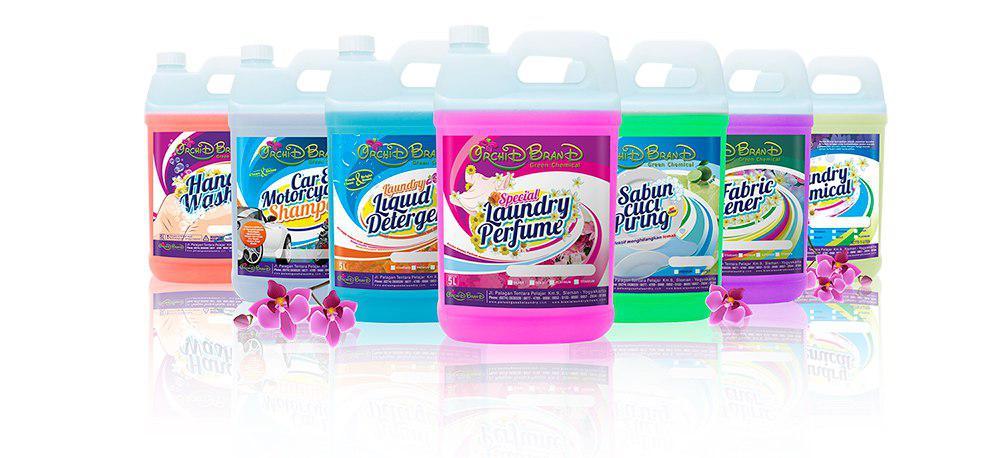 chemical laundry terbaik