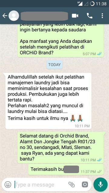 cara buka usaha laundry kiloan