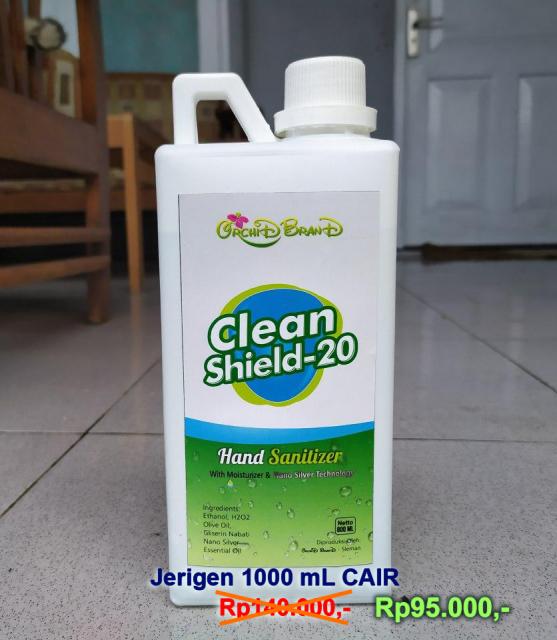 hand sanitizer 1 liter