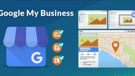 google map bisnis